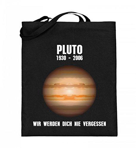 Chorchester Pluto - Für alle Planeten Fans! - Jutebeutel (mit langen Henkeln)