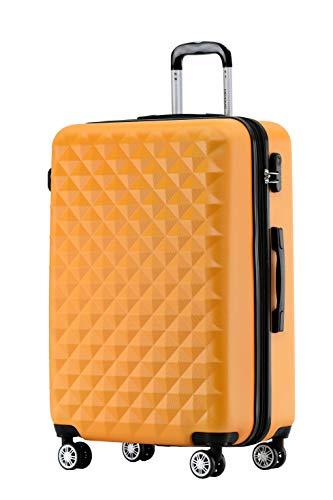 Juego de maletines con ruedas, rígidas, de viaje, en 12 colores