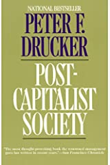 Post-Capitalist Society Kindle Edition