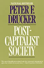 Post-Capitalist Society (English Edition)