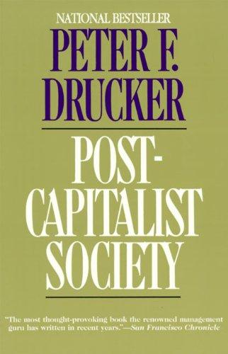Post-Capitalist Society (English Edition)