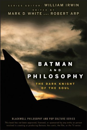 Batman and Philosophy: The Dark Knight of the Soul (The Blackwell Philosophy and Pop Culture Series) by (2008-06-13)