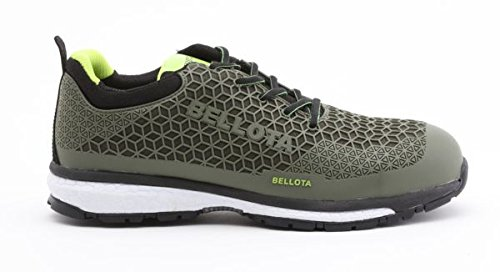 Bellota running - Zapato cell verde s3 talla 46