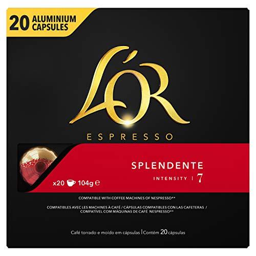 L'Or Espresso Café - 200 Capsules Splendente...