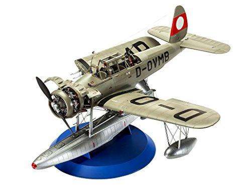 Revell 04922 Modellbausatz Flugzeug 1:32 - Arado Ar196B im Maßstab 1:32, Level 5, originalgetreue Nachbildung mit vielen Details