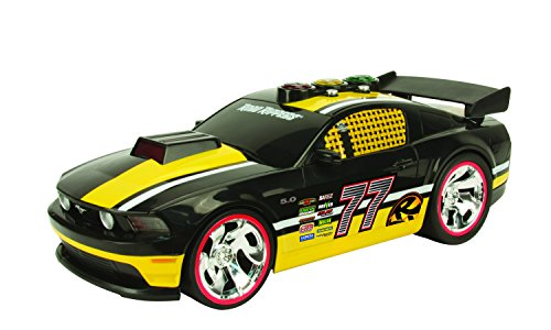 Toy State Road Rippers Come-Back Racers: Ford Mustang 5.0, (Styles May Vary)
