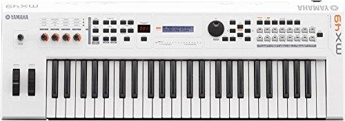 Yamaha MX49 Music Production Synthesizer, White