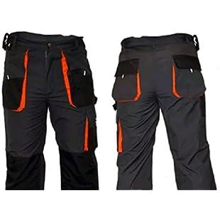 Combat Cargo Work Trousers, Mechanic, Warehouse, Drivers, Quality Product (EU48 (30 - 32 waist inch))