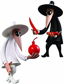 DC Direct Mad Vinyl: Spy vs. Spy 2-Pack by DC Direct [Toys & Games]