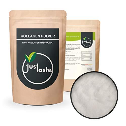 2 x 1 kg collageen poeder | collageen hydrolysaat zonder toevoegingen en laboratoriumgetest | smaakneutraal | eiwit poeder | peptiden type 1,2,3 eiwit 2 kg