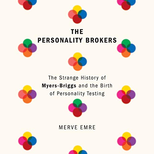 Couverture de The Personality Brokers