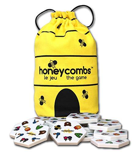 Honeycombs 91436 - Ambientador Multicolor (Amarillo/Negro)