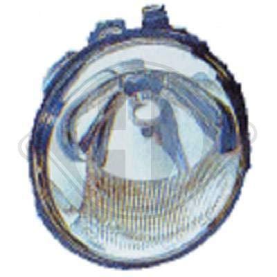 2208080; koplamp rechts (passagierszijde) voor V. Lupo van 1998 tot 2005 originele look