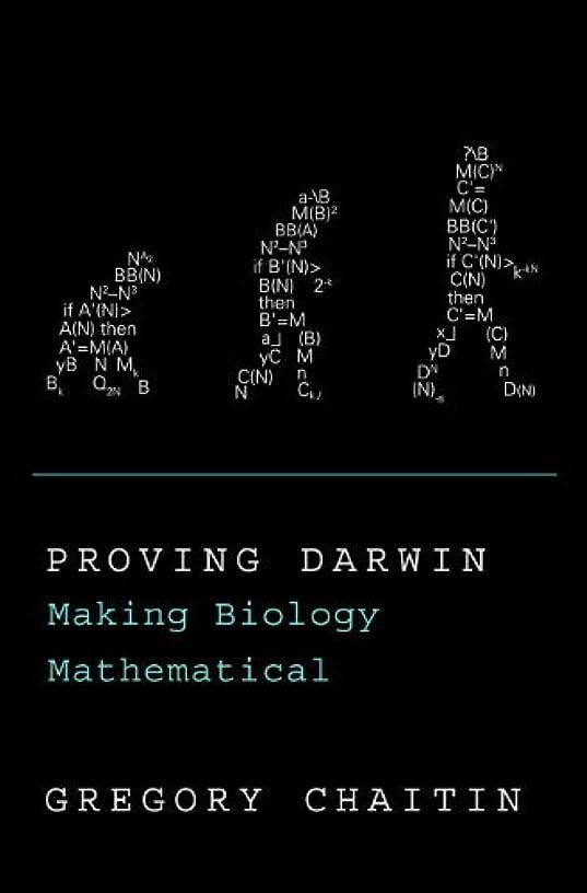 偏差コメンテーターシネウィProving Darwin: Making Biology Mathematical (English Edition)