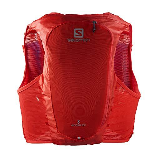 1. Salomon ADV Hydra Vest 8 Set Chaleco 8L
