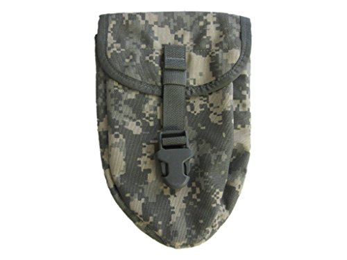 GI Military MOLLE II Entrenching Tool Cover  ACU Digital Camouflage