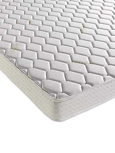Dormeo Memory Aloe Vera Classic, Memory Foam Mattress, Firmness Medium/Firm, Size King
