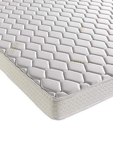 Dormeo Memory Aloe Vera Classic, Memory Foam Mattress, Firmness Medium/Firm, Size Double