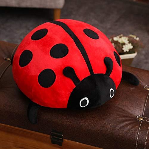 Pluche Speelgoed 40 cm Schattig Pluche Speelgoed Zachte Creatieve Lieveheersbeestje Insect Knuffel Kussen Kind Meisje Verjaardagscadeau
