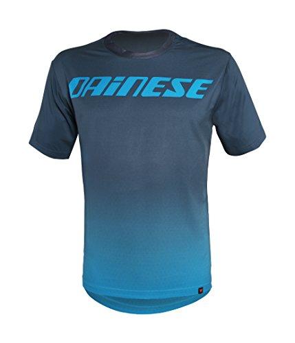 Dainese Herren T-shirt Driftec, grau-Grey/Celeste, xl