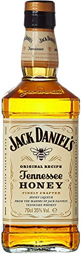 Whisky Honey marca Jack Daniel'S