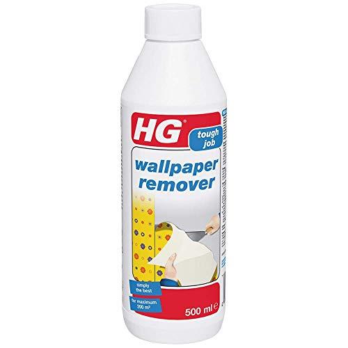 HG 308050106 Wallpaper Remover - Producto para quitar papel de pared (500 ml)