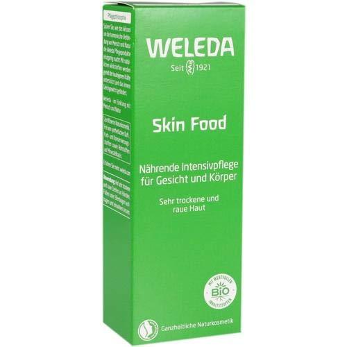 Weleda Skin Food Hautcreme neu 75ml Basispflege für trockene und raue Haut, pflegt mit Heilpflanzenauszügen