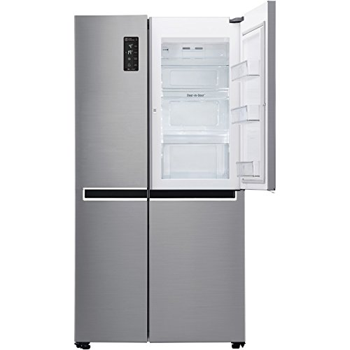 LG GSM760PZXZ Frost Free American Style Refrigerator - Stainless Steel