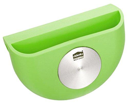 Zielonka Trinkflasche, Plastik, grün, 4 x 4 cm