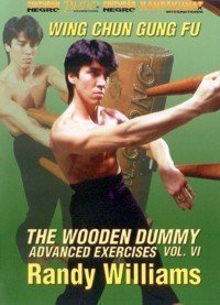 Wing Chun Wooden Dummy Form Advanced Excercises