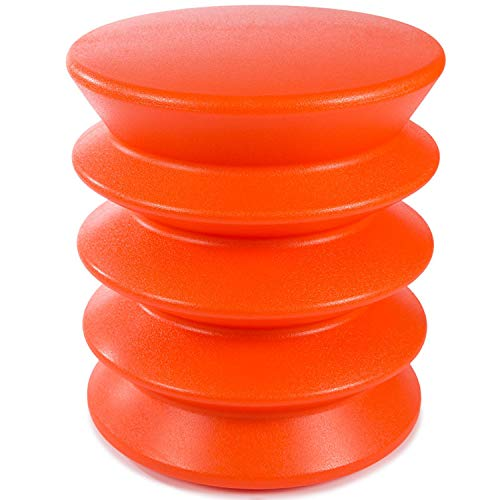 KidsErgo Ergonomic Stool for Active Sitting (Orange)