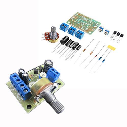 KASILU Dlb0109 Kit de Amplificador de Potencia de componente DIY OTL OTL Kit de producción electrónica Alto Rendimiento