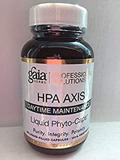 NEW NAME Gaia HPA Axis Daytime Management formerly Adrenal Support (60 caps)
