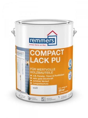 Remmers Aidol Compact-Lack PU - weiß 750ml