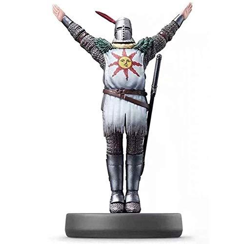 Anime Figura de acción muñeco, Dark Souls Anime Action Figure Sun Warrior PVC Figuras Coleccionable Modelo de carácter Estatua Toys Osktop Ornaments