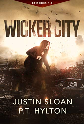 Wicker City (English Edition)