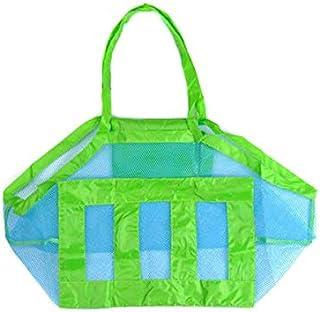 Children's Mesh Beach Shell Sand Toys Storage Bag