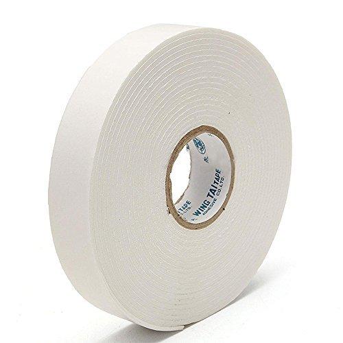 億騰 スポンジテープ クッションテープ 発泡ゴム 衝突防止 防振防風防音 ドア 防音すきまテープ 防水 防音 すきま 窓 玄関 引き戸 隙間