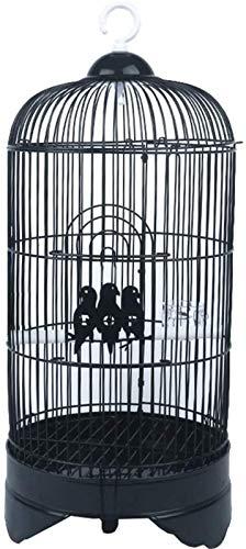 Jaula dpájaros duradera y ecológica, Jaula de vuelo para periquitos de pájaros...