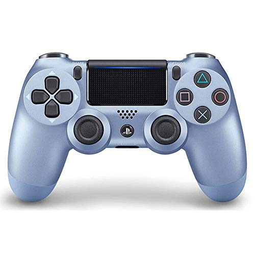 HPTDML Wireless Controller for Playstation 4-titaniumblue