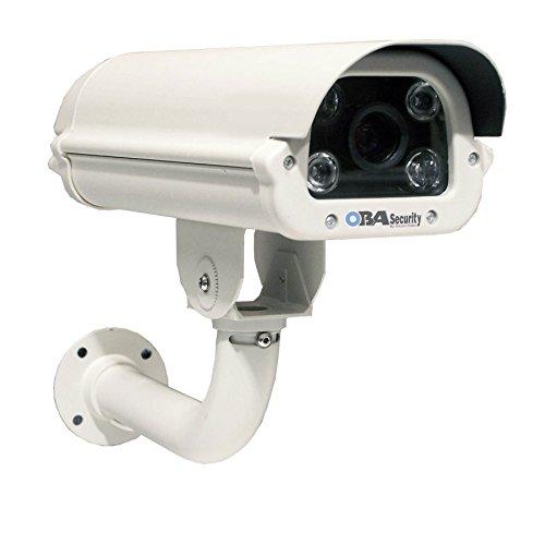 Sricam Italia sri-ipa690 IP camera lezen LPR kenteken 4 megapixels, Varifocale lens 6-22 mm, IP66 wit