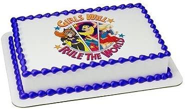 Best dc supergirl cake Reviews