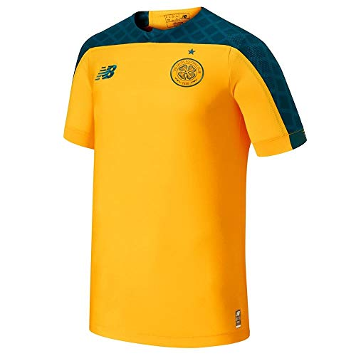 New Balance 2019-2020 Celtic Away Football Soccer T-Shirt Trikot (Kids)