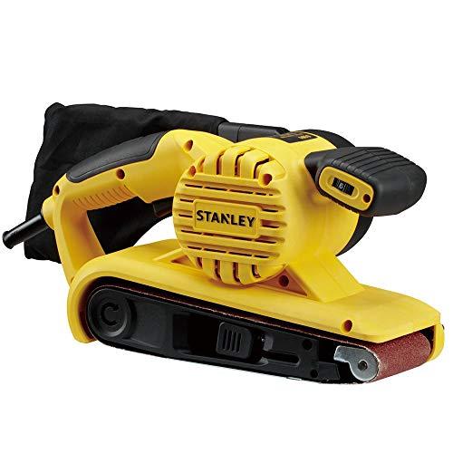 STANLEY Lixadeira de Cinta de 3 Pol. x 21 Pol. (75mm x 533mm) 900W 110V SB90