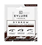 Eylure Pro-Brow Color para Cejas, Marrón Oscuro...