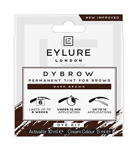 Eylure Pro-Brow Color para Cejas, Marrón Oscuro