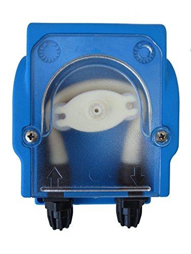 alfa-pool Dosieranlage PFG 230V 3,0 l/h Fussventil, Dosierventil, Saug- und Druckschlauch