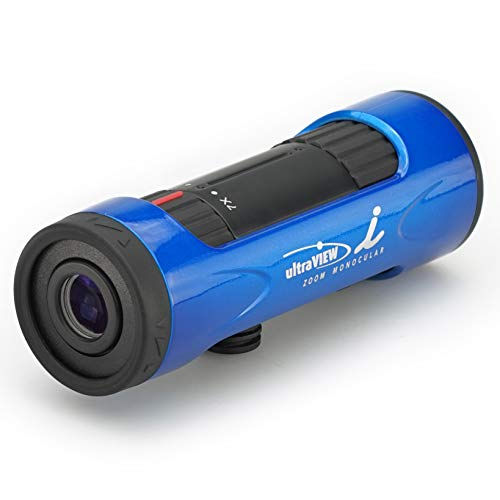 Kenko単眼鏡ウルトラビューI7~21×217~21倍21mm口径ズーム式ブルー429051