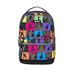 Colorful Fornite Backpack