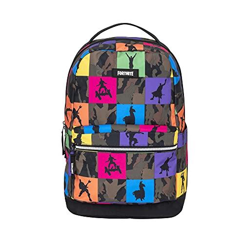 FORTNITE Kids' Big Multiplier Backpack, Camo, One Size